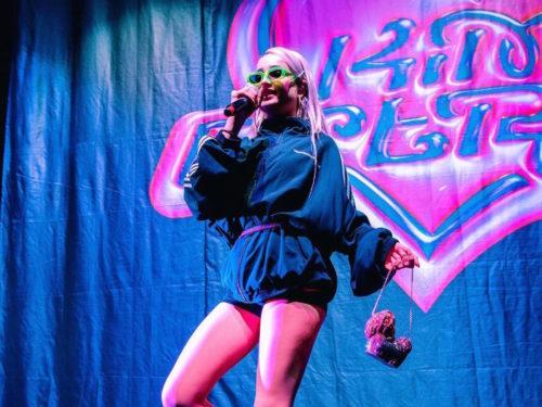 Kim Petras Killing It On The Bloom Tour