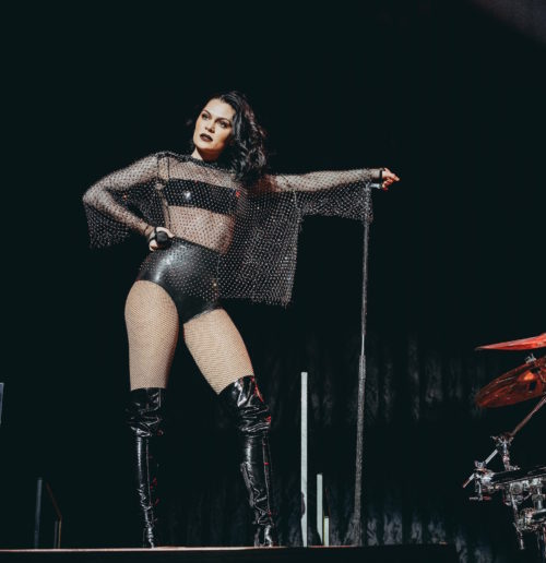 Jessie J Wraps in the States and Takes The R.O.S.E Tour to Europe