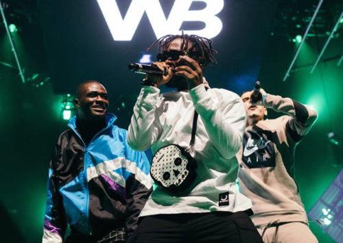 Spotify WhoWeBe Live Event in London 28/Nov