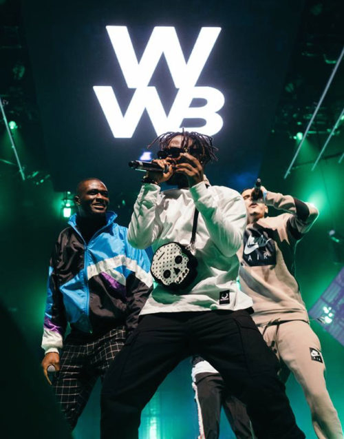 Spotify Who We Be Live Event in London 28/Nov