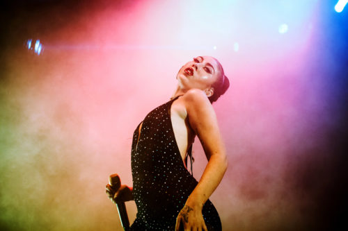 Kali Uchis Tour Managed by Andrew Abbey for 1826