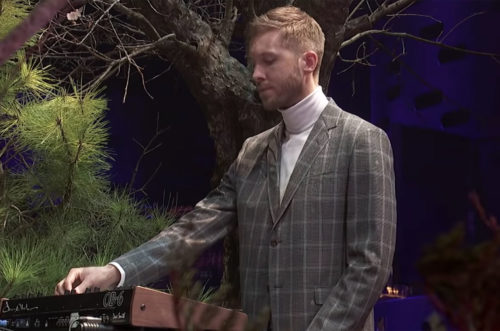 "Calvin Harris and Rag'n'Bone Man Perform ""Giant"" on The Graham Norton Show"