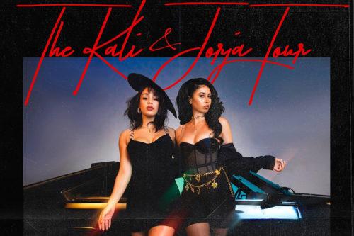 Jorja Smith and Kali Uchis Co-Headlining Tour