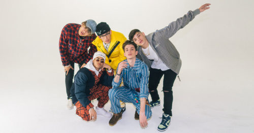 Checkout PRETTYMUCH On Tour Now in USA