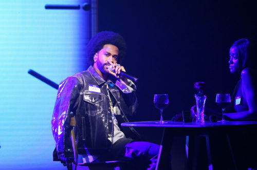 Big Sean on The Tonight Show 7/Aug