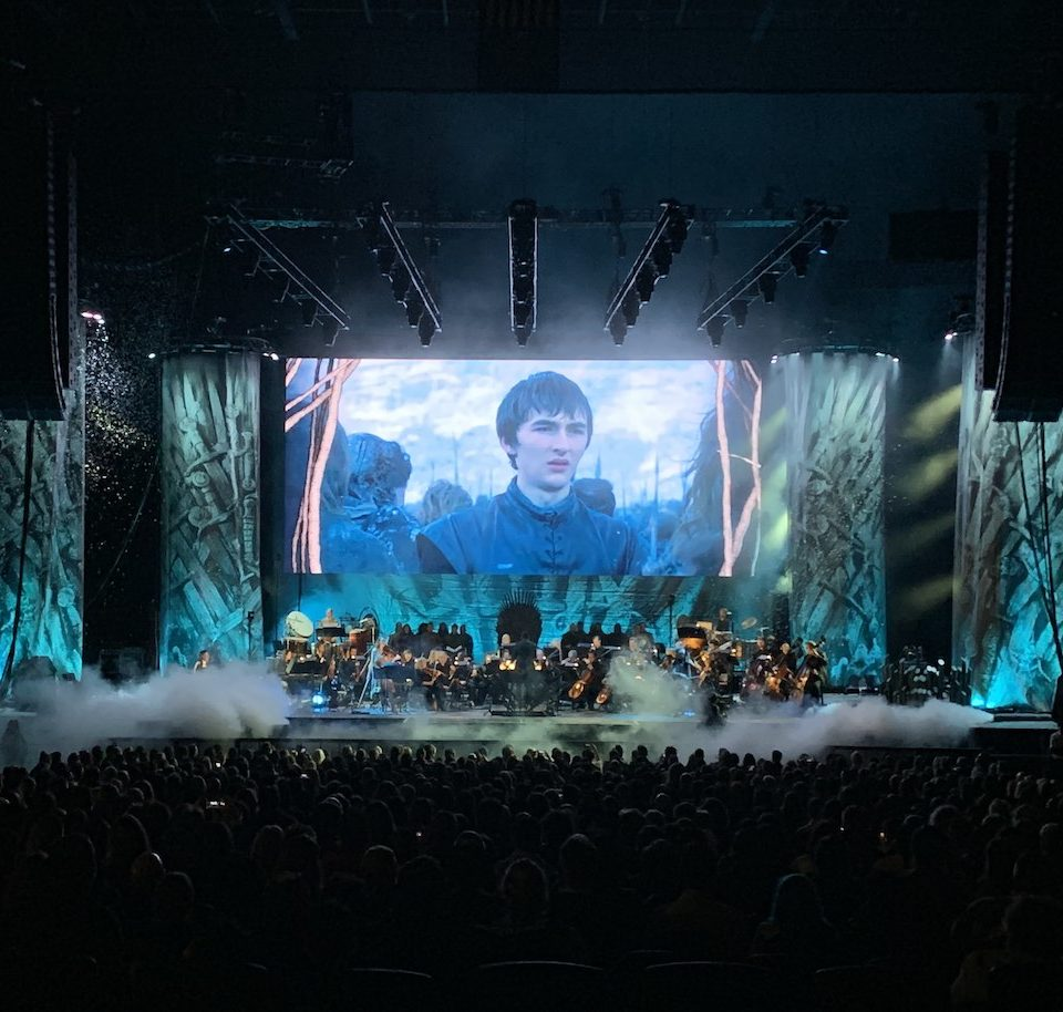 Game of Thrones Live Tour Started in Toronto 6/Sep