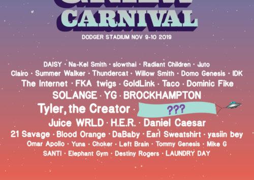 Tyler, The Creator and Brockhampton at Camp Flog Gnaw Festival 2019