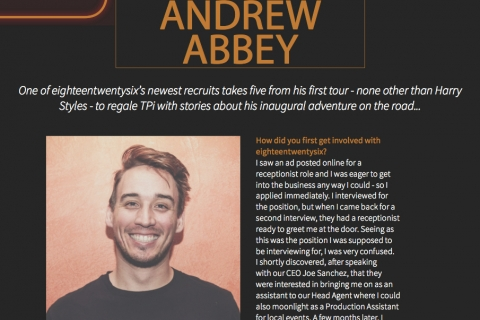 Andrew Abbey TPI Interview