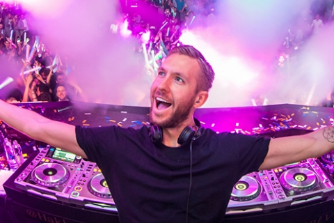 Calvin Harris Highest-Paid DJ In the World for 4th Consecutive Year