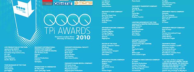 TPi 2010 Nominations